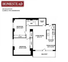 440 eglinton apartments homestead