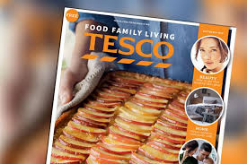 Tesco launches UKs biggest magazine