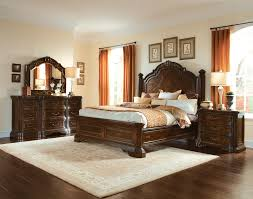 Valencia Bedroom Set Living Spaces Markor Furniture Valencia Gathering Height Table With Metal