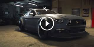mustang gt rtr are you feeling like you re in a need for speed check out the