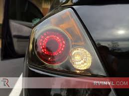 nissan altima yellow engine light rtint nissan altima sedan 2007 2012 tail light tint film