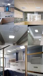 flat square ceiling lights 5 square led flat panel ceiling light for home energy saving
