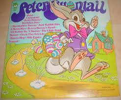 wonderful wonderblog peter cottontail peter pan records