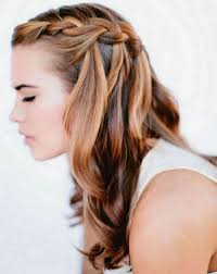 Partyfrisuren Lange Haare Offen by Französischer Zopf Für Anfänger Easy Halboffener Hairstyle