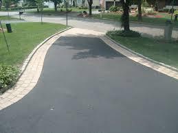benefits of an asphalt driveway home improvement solution
