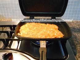 cara membuat pancake kimchi journey in my kitchen kimchi pancake kimchijeon made with chopped