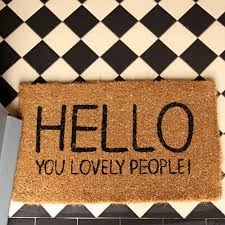 Funny Doormat Sayings Rubber Door Mats Flourish U2014 Home Ideas Collection How To