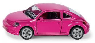 volkswagen beetle pink vw the beetle pink 1488 sikusuper bij bentoys vind je de