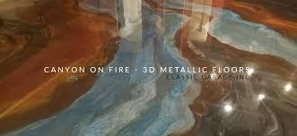 metallic garage floor coating prescott az