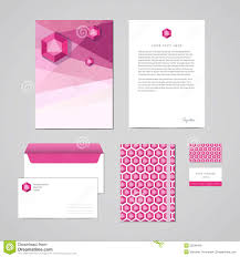 business card notebook corporate identity design template documentation for business