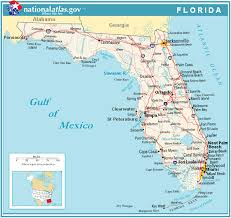 Florida rivers images Florida map with cities labeled general map of florida major jpg