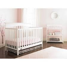 Charleston Convertible Crib by Graco Hayden 4 In 1 Convertible Crib White Walmart Com