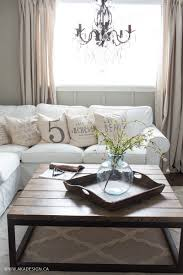 White Slipcovered Sectional Sofa by White Slipcovers Are Not Easy To Keep Clean