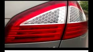 ford focus tail light bulb easy walkthrough guide to replace ford mondeo rear brake light or
