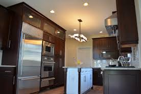 Kitchen Cabinets Port Coquitlam Shaker Java Kitchen Cabinets For Less
