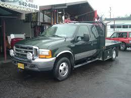 94 Ford Diesel Truck - hamilton