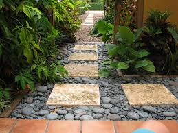 Black Garden Rocks Black Pebbles And Firelite Garden 2 Olimar Decorative