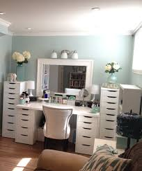 vanity desk with mirror and drawers fantastic dressing table