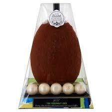 coconut easter eggs eggcellent tesco treat beats 100 easter eggs in blind taste