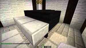Minecraft How To Make A Furniture by How To Make A Piano In Minecraft Minecraft Furniture Episode 29