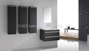 Contemporary Bathroom Storage Cabinets Delighful Modern Bathroom Storage Cabinets White Vanity Cabinet