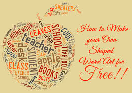 how to make free word art online in fun shapes word art online