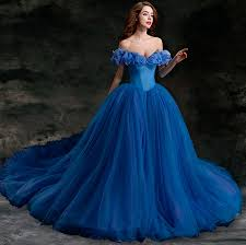 blue wedding dresses luxury blue wedding dress from disney princess and