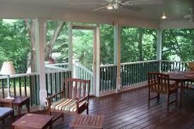 signature screen porches triad home improvements winston salem