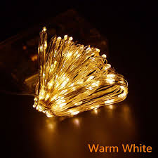 battery operated led string lights waterproof splevisi timer remote control 8 modes waterproof 10m 33ft warm