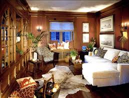 Awesome African Living Room Decor Home Design Lover - Home interior design themes