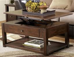 how to decorate a square coffee table coffee table with tray top writehookstudio com