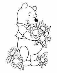 coloring pages winnie the pooh fablesfromthefriends com