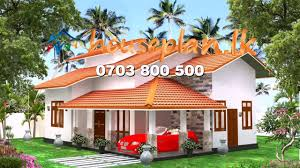 small house plans sri lankan style youtube