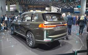 bmw minivan concept bmw concept x7 iperformance a first ever suv from bmw i 2 13