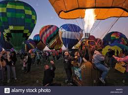 glow show balloon glow show at balloon albuquerque new mexico usa
