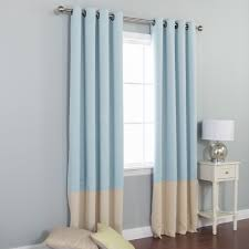 Blackout Curtains Eclipse Curtains Bed Bath And Beyond Blackout Curtains For Interior Home