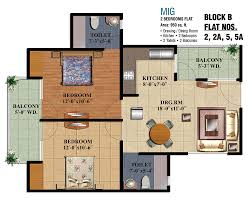 ajnara grace floor plans