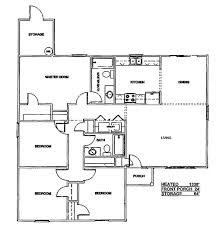 Traditional Floor Plan New Home Plans Myrtle Beach Homes For Sale