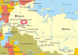 map of kazan kazan alchetron the free social encyclopedia