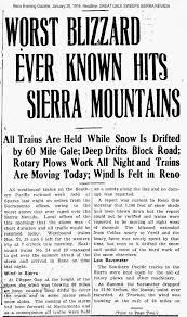 1916 1 28 p1 reg worst blizzard ever lake tahoe history