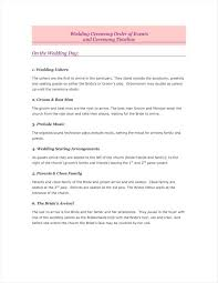 wedding ceremony timeline 9 wedding timeline templates free pdf doc format