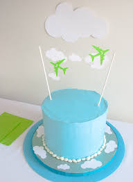 birthday cake toppers easy airplane birthday cake plus free printable airplane and