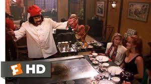 Hibachi Beverly Hills Ninja 5 8 Movie Clip Haru The Hibachi Chef 1997