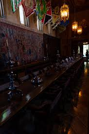Hearst Castle  Lucas J Pols Photography - Hearst castle dining room