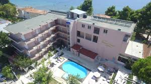golden beach hotel in metamorfosi chalkidiki youtube
