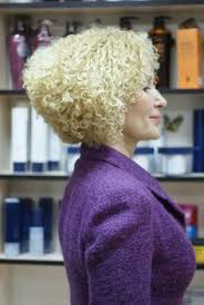 stacked perm short hair poodle hair short permed teased pinterest