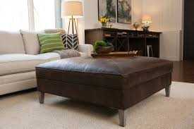 Oversized Ottoman Coffee Table Large Ottoman Coffee Table