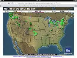 Weather Maps Radar Northeast Doppler Radar 1800 Mile Weathercom Us Doppler Radar San