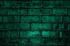 brick wallpaper green by debra nirvana on deviantart