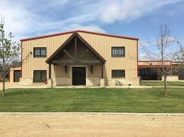 could a barndominium be the metal building home for you